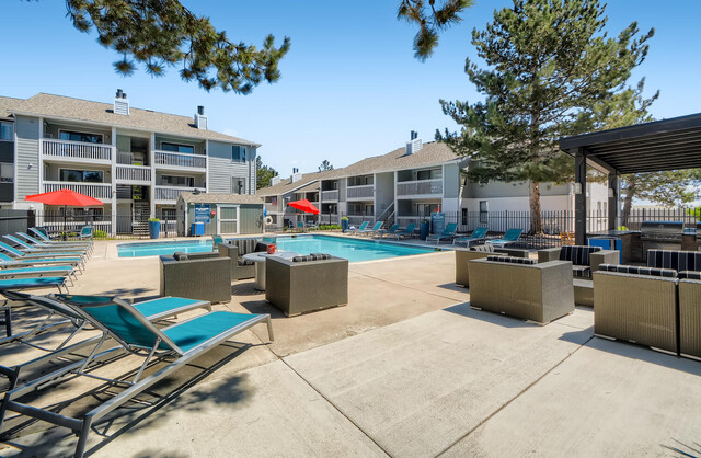 The Preserve at City Center Apartments in Aurora, CO