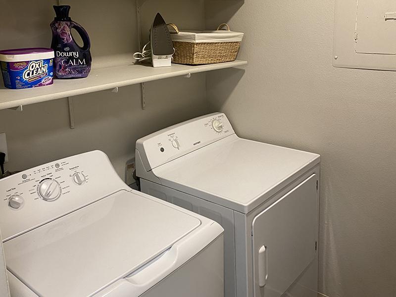 Washer & Dryer   Cheyenne Crest