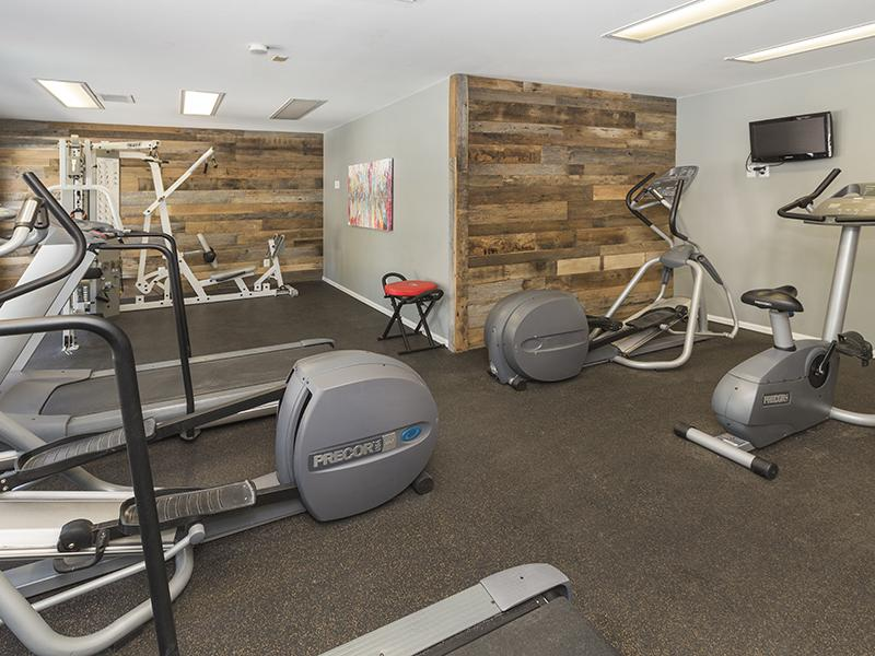 Gym | Cheyenne Crest Apartments in Colorado Springs, CO