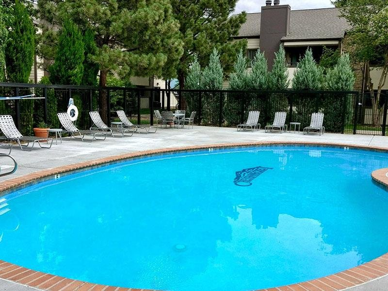 Poolside View - Colorado Springs CO