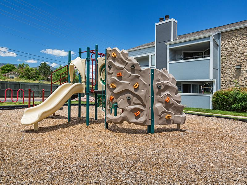 Playground | Cheyenne Crest Apartments in Colorado Springs, CO