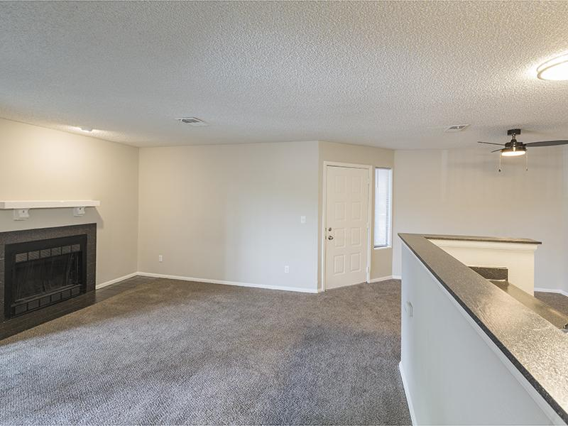 Fireplace | Apartments in Colorado Springs, CO
