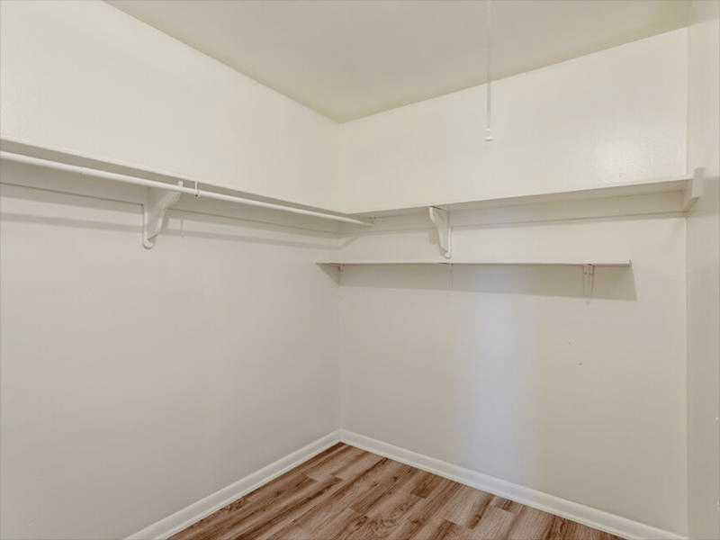 Ample Closet Space | Continental Court Apartments