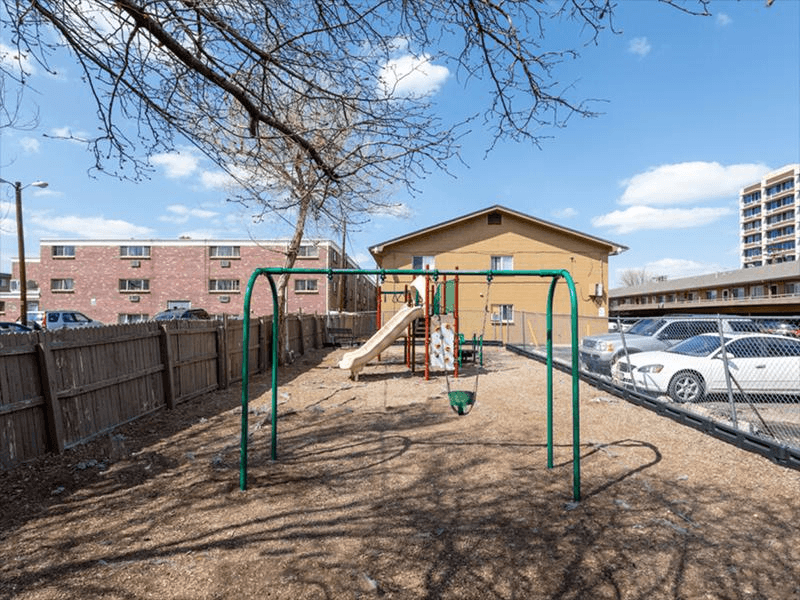Playground | Continental Court Apartments