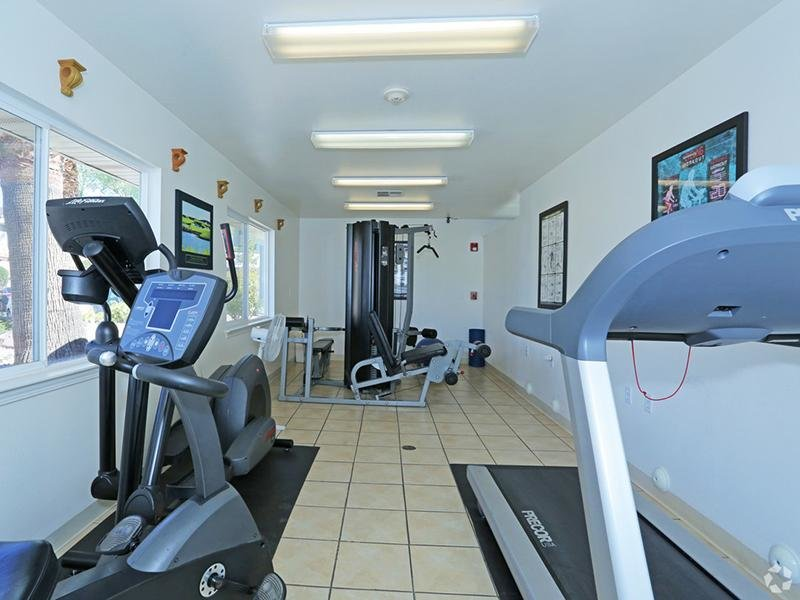 Fitness Center | Apartments with a gym | St Geroge