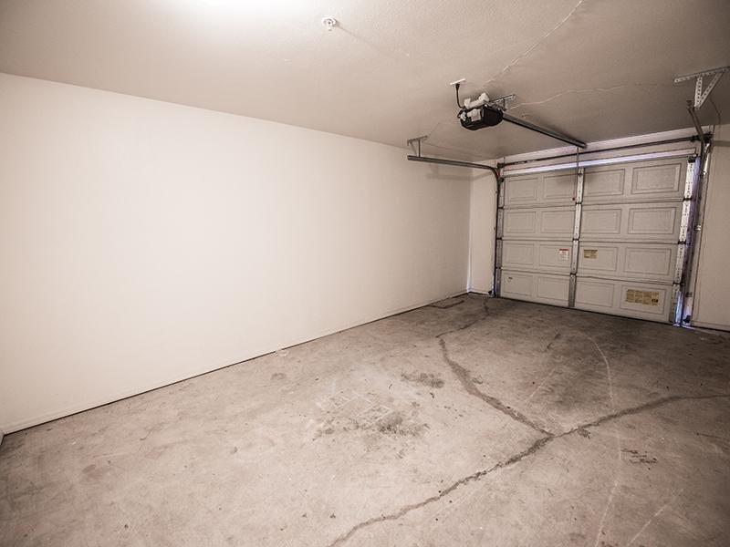 Garage Interior | Oasis Palms