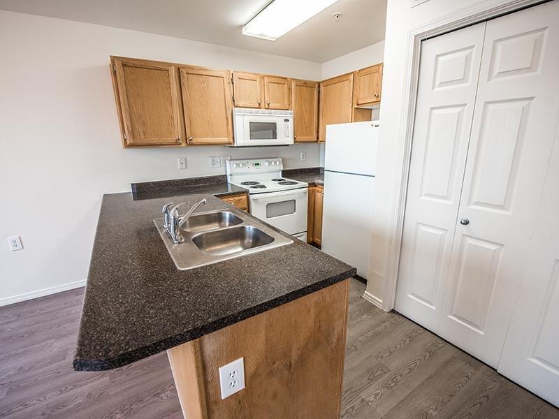 Renovated Kitchen | Oasis Palms