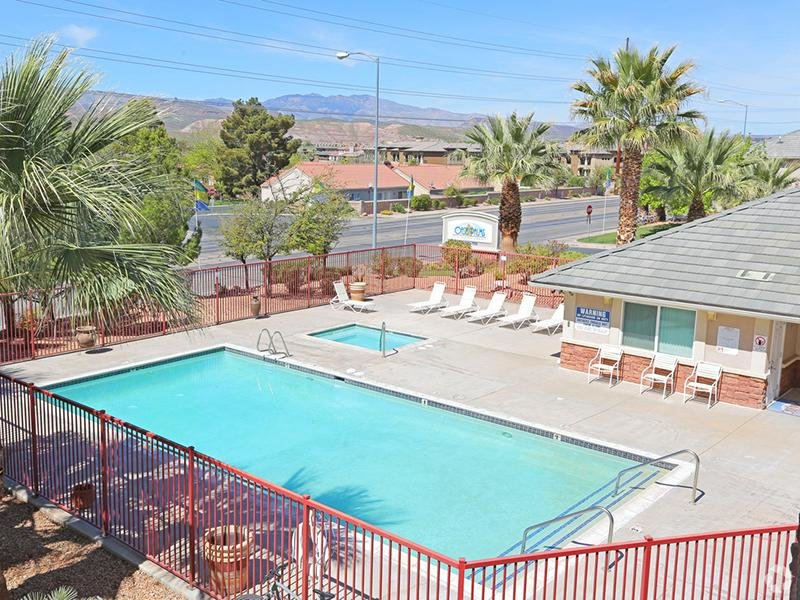 Pool | Apartments with a Pool | St. George, UT