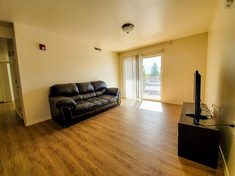 Living Room | Oasis Palms Apartments