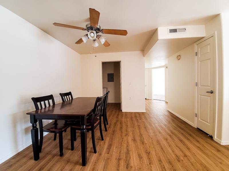 Living Room & Living Room | Oasis Palms Apartments