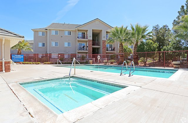 Oasis Palms Apartments in St. George, UT