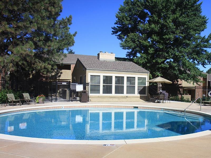 Swimming Pool | 25 Broadmoor Apartments in Colorado Springs, CO