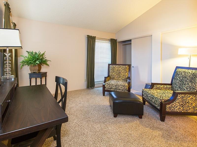 Bedroom   25 Broadmoor Apartments in Colorado Springs, CO