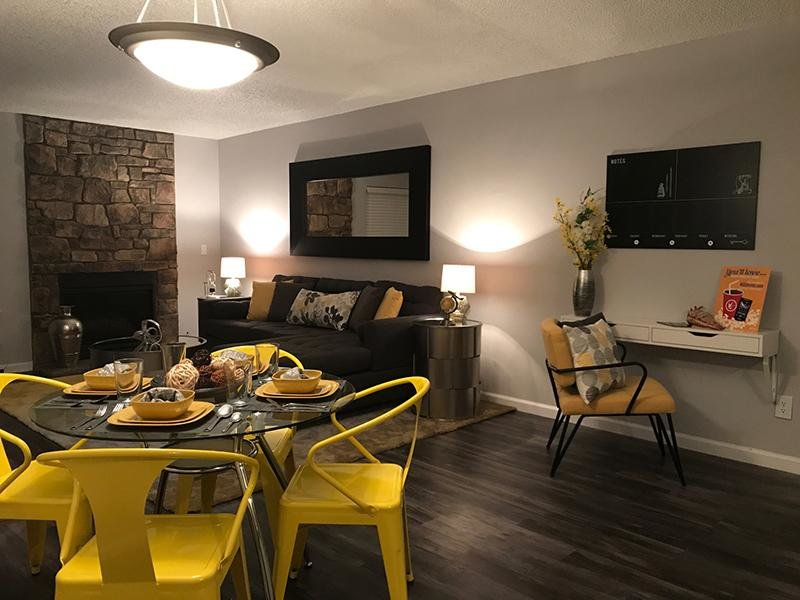 Entry | Loretto Heights Apartments