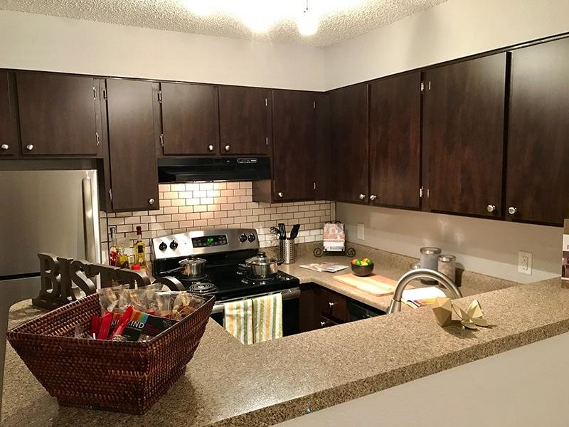Kitchen | Loretto Heights Apartments | Denver, CO