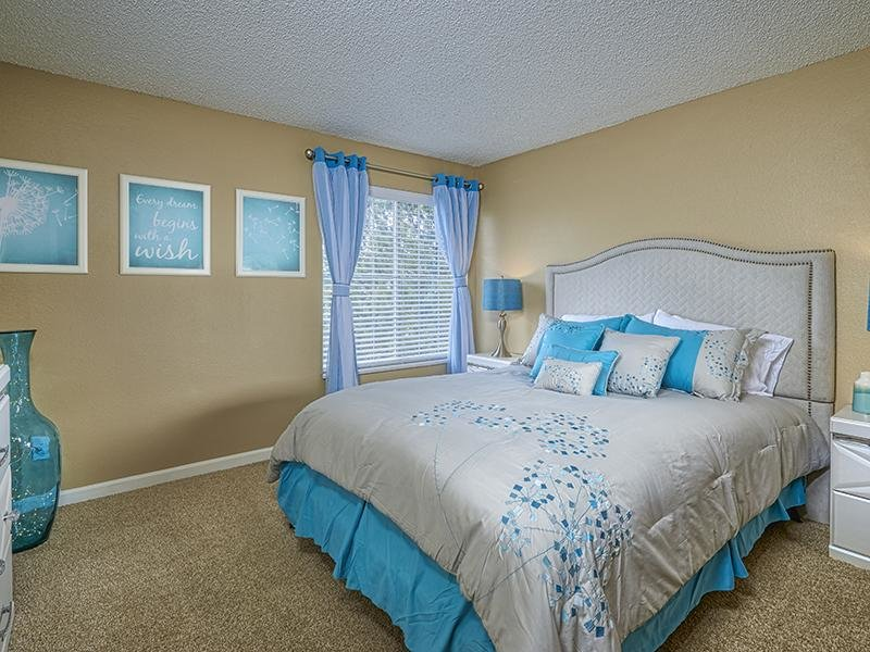 Bedroom | Loretto Heights Apartments