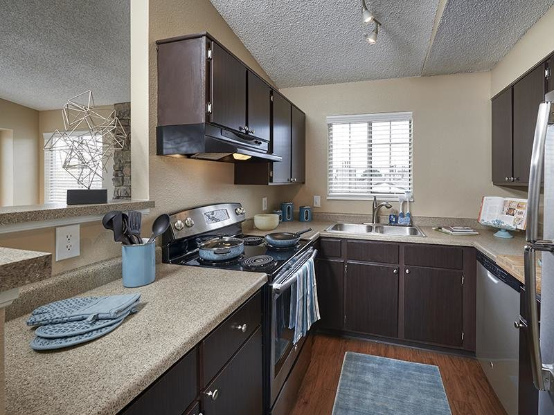 Kitchen | Loretto Heights Apartments