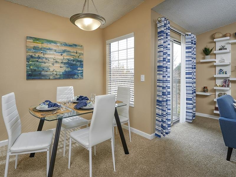 Dining Room | Loretto Heights Apartments