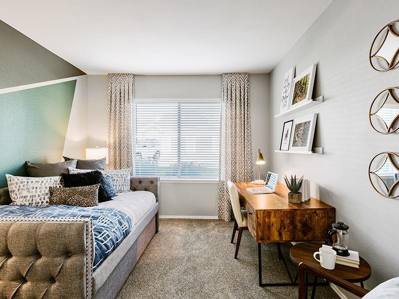 Bedroom | Kallisto at Bear Creek Apartments in Lakewood CO