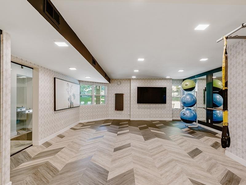 Resident Gym | Kallisto at Bear Creek 80227 Apartments