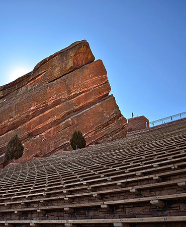 Red Rocks Park and Amphitheatre