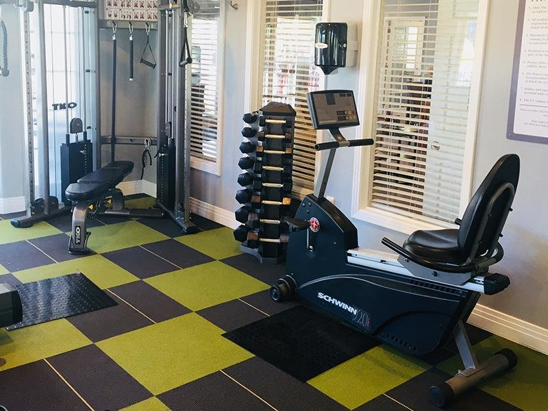 Fitness Center | Arvada Apartments