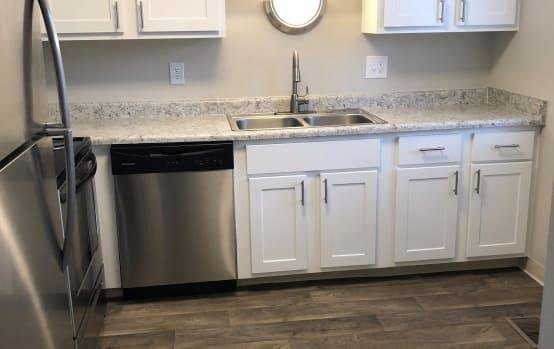 Stainless Steel Appliances | Eagle Crest Apartments