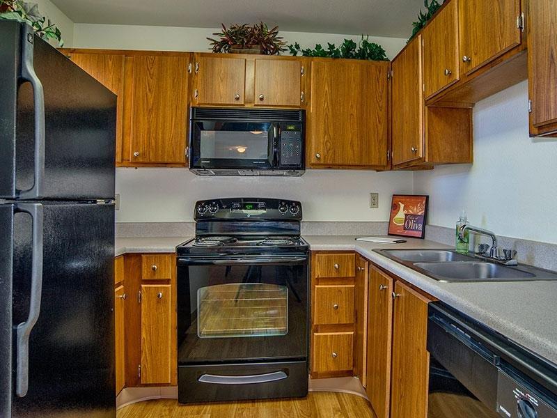 Kitchen | Cheyenne Crossing