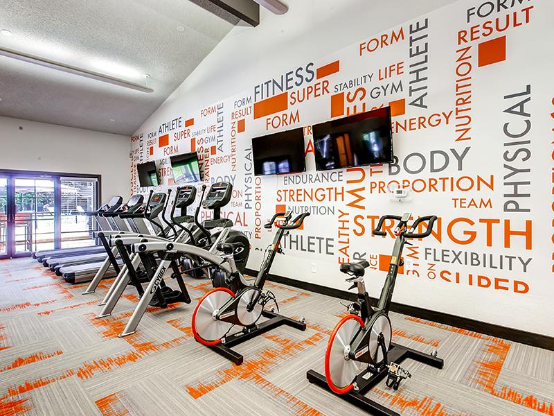 Fitness Center | Apartments Denver, Co