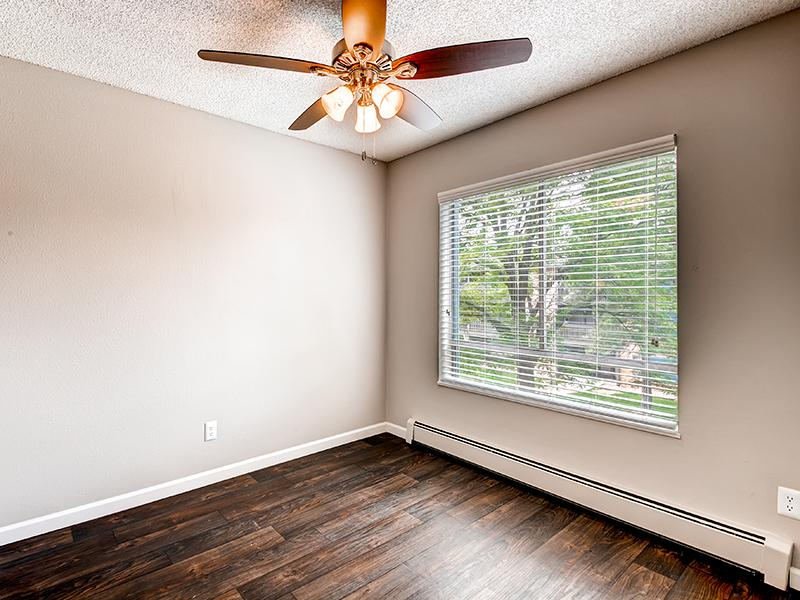 Dining Area | Tamarac Village Apartments Denver Colorado