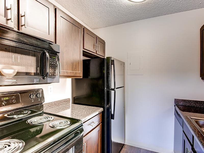 Fully Equipped Kitchen | Tamarac Village Apartments
