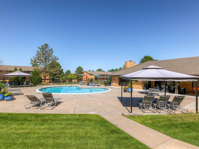 Tamarac Village Denver Apartment's Pool