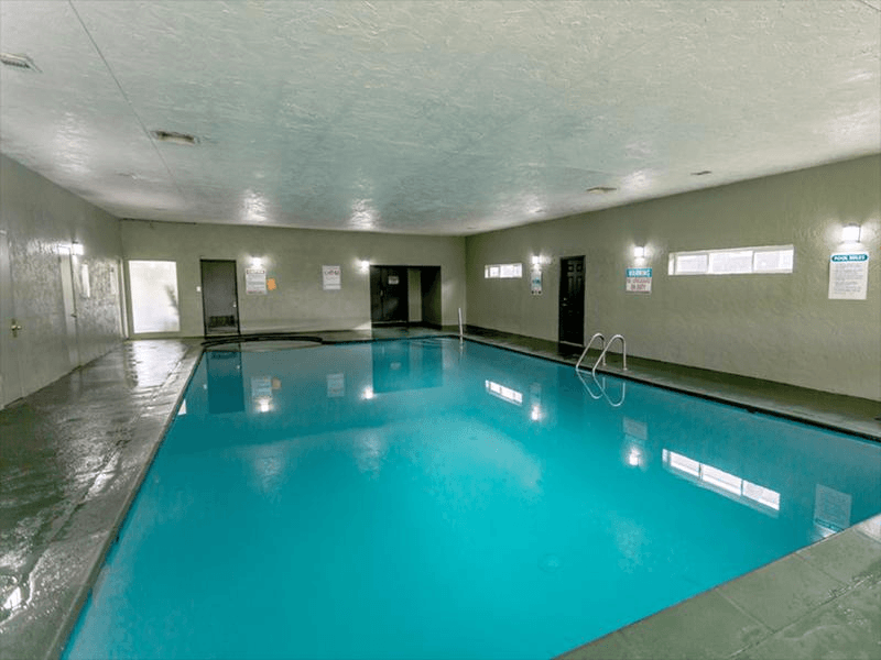 Pool | Cherry Ridge Apartments