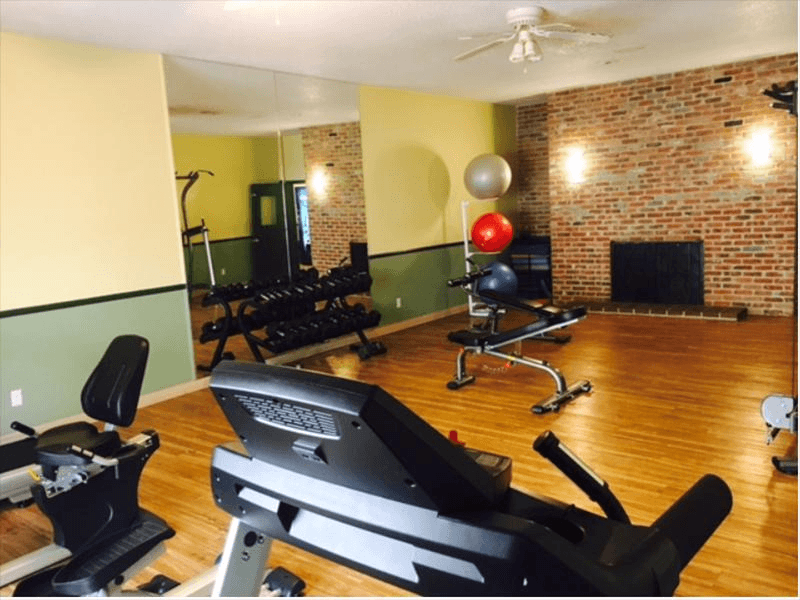 Gym | Cherry Ridge Apartments