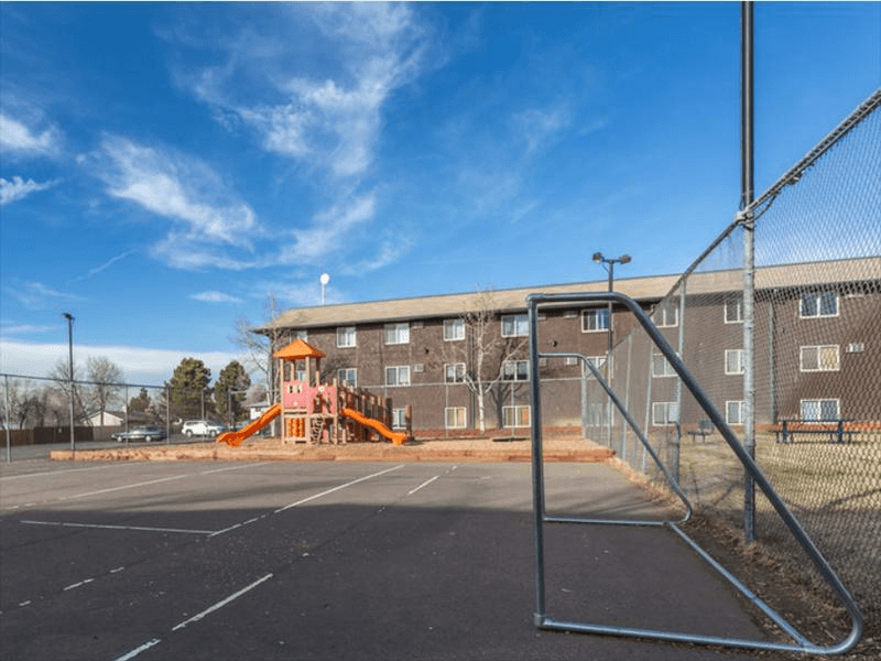 Exterior | Cherry Ridge Apartments
