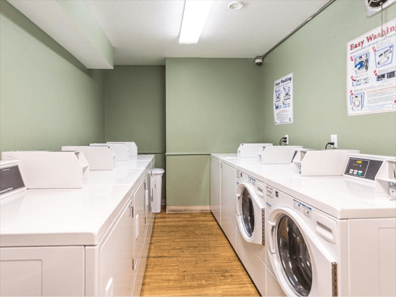 Laundry | Cherry Ridge Apartments