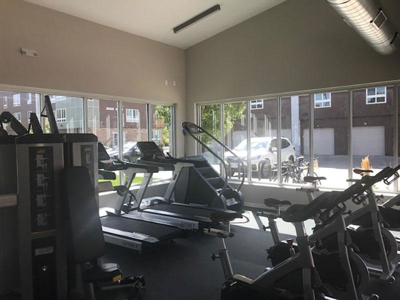 Boulder Views: Fitness Center