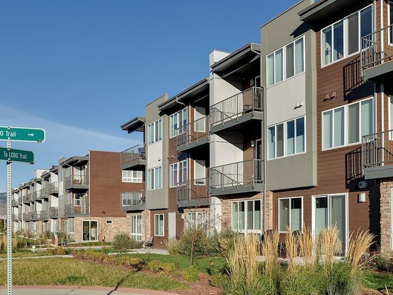 Exterior | Apartments in Boulder, Colorado