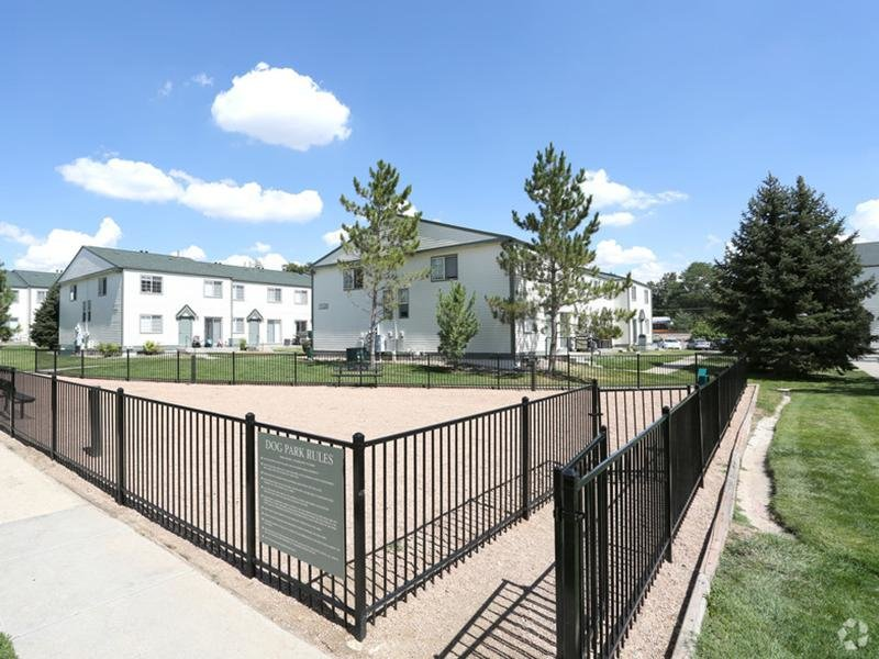 Dog Park  | Sunset Ridge Apartments