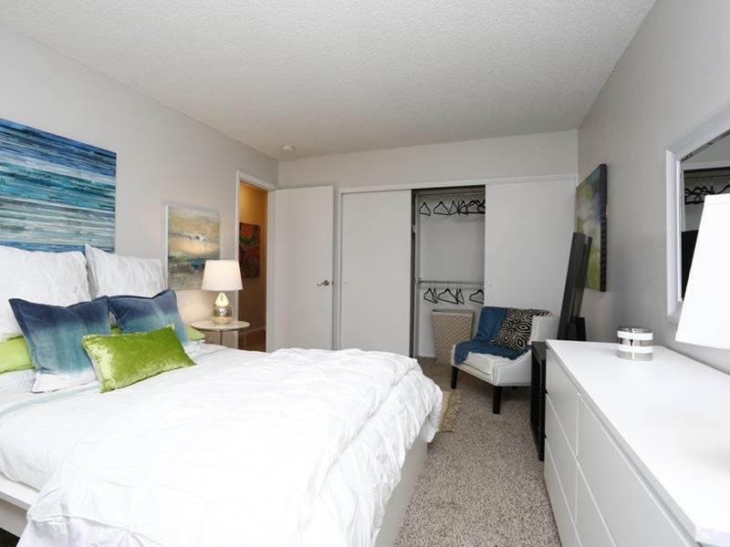 Bedroom   Sunset Ridge Apartments