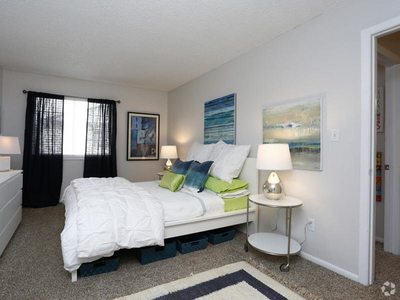 Bedroom | 2 Bedroom Apartments | Westminster, CO
