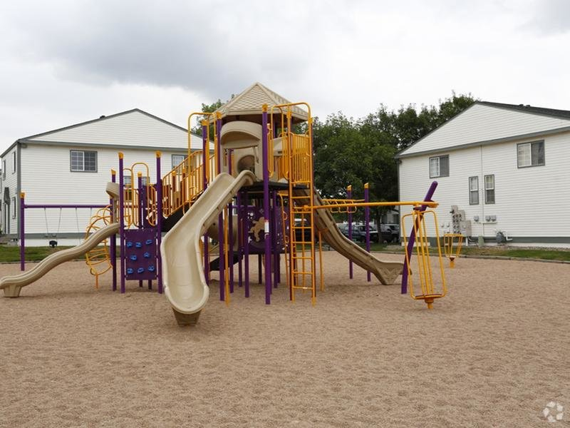 Playground | Sunset Ridge Apartments