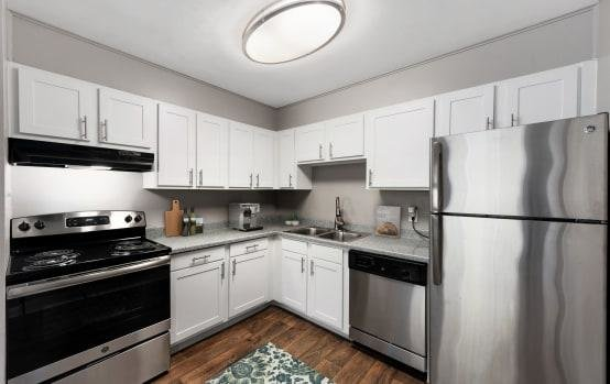 Kitchen | Asbury Plaza