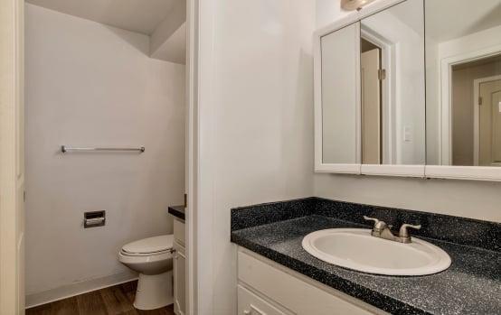 Bathroom | Asbury Plaza