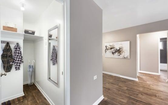 Coat Closet | Asbury Plaza