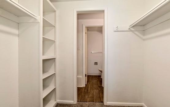 Closet Space | Asbury Plaza
