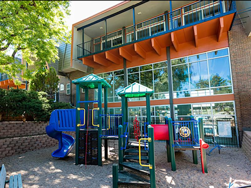 Playground | Cedar Run Apartments