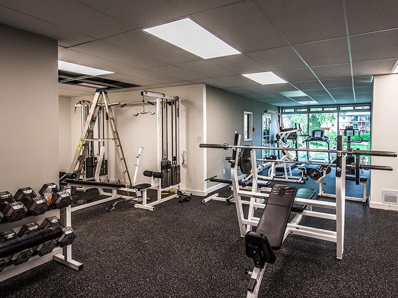 Gym | Cedar Run Apartments