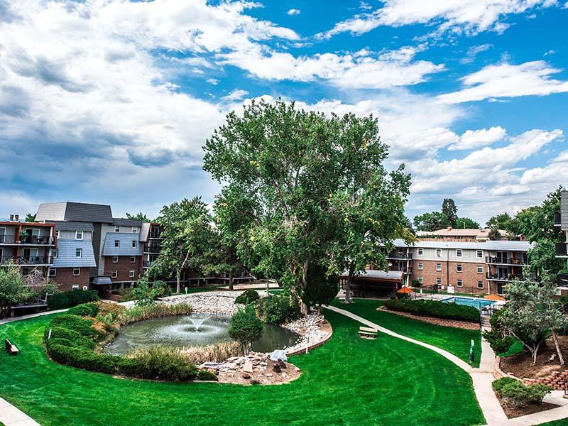 Community Exterior | Cedar Run Denver