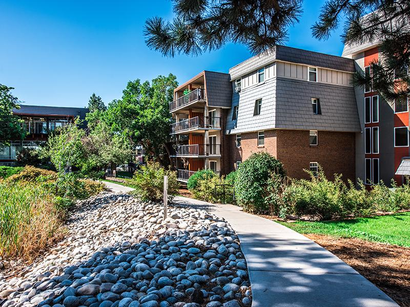Denver Apartment Building | Cedar Run